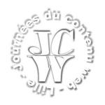 logo journées du contenu web - JCW
